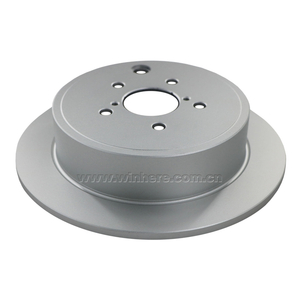 Brake Disc for SUBARU, TOYOTA Rear ECE R90