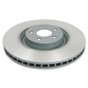 Brake Disc for OE#4G0615301A/4G0615301K/4G0615301T Front Ventilated