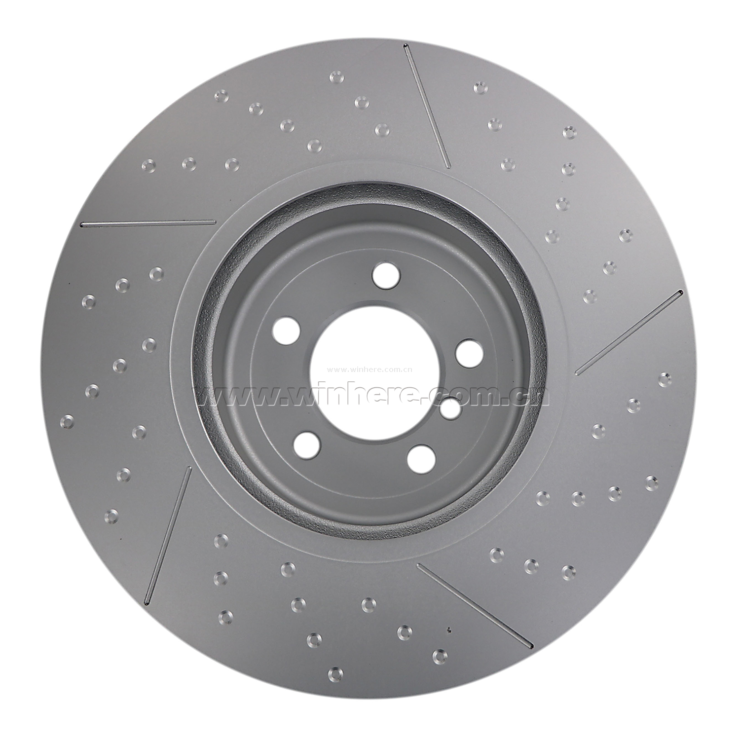 Aftermarket Front Brake Disc for BMW ECE R90