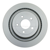 Brake Disc for OE#FR3Z2C026A/GR3C2A315AB/GR3Z2C026C Rear Ventilated