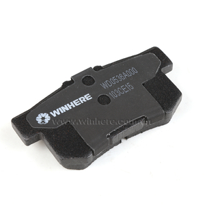 Environment-friendly Brake Pad for OE#43022SV4A20 Rear Auto Spare Parts