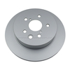 G3000 Brake Disc ECE R90 High Quality Rear Auto Spare Parts